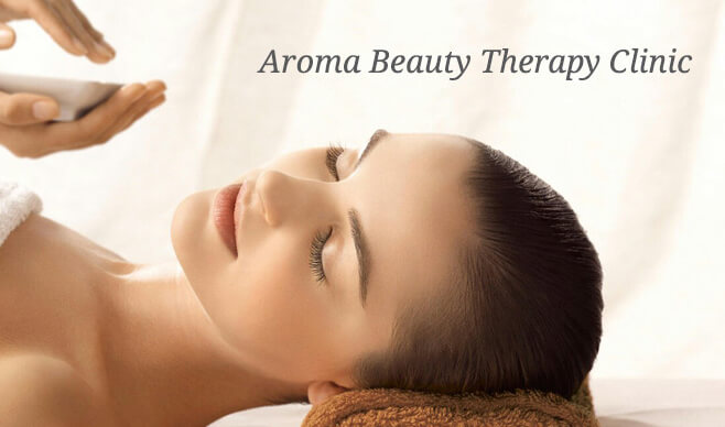 aroma beauty therapy clinic