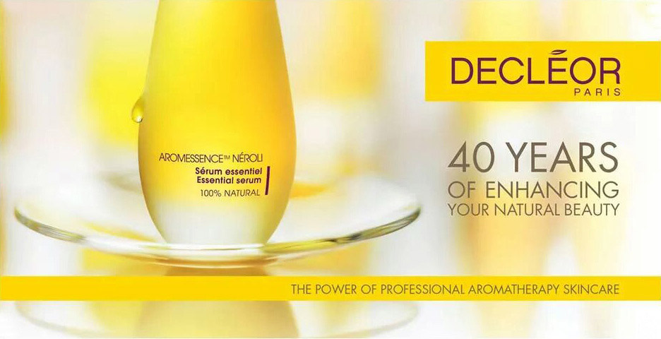 Decleor 40th Anniversary