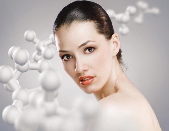 Elizabeth Arden Model